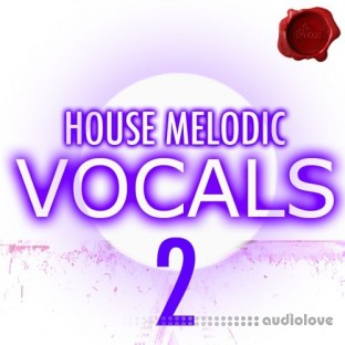 Fox Samples House Melodic Vocals 2
