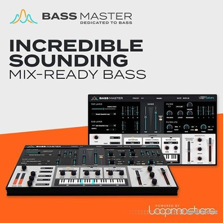 Loopmasters Bass Master v1.0.0 CE WiN