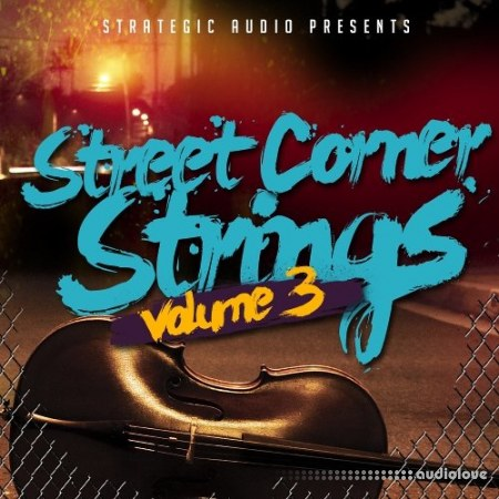 Strategic Audio Street Corner Strings Vol.3 WAV MiDi DAW Templates