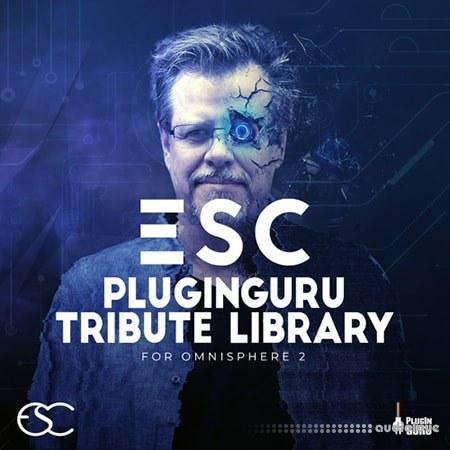 PlugInGuru ESC PlugInGuru Tribute Library Synth Presets