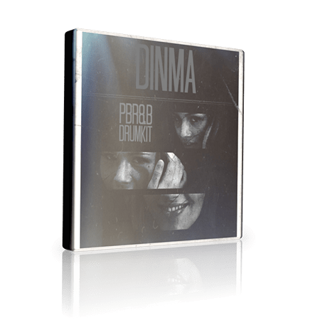Dinma Beats PBR&B Drum Kit