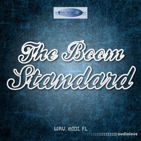 Strategic Audio The Boom Standard MiDi DAW Templates