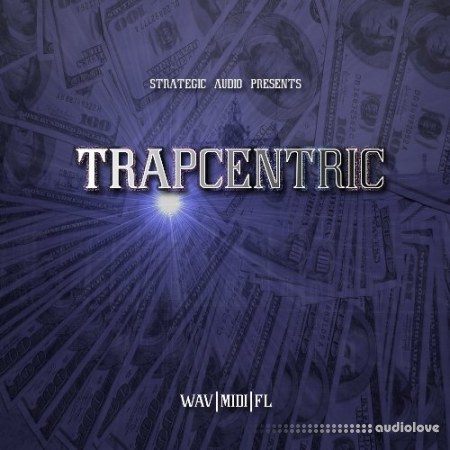 Strategic Audio Trapcentric WAV MiDi DAW Templates