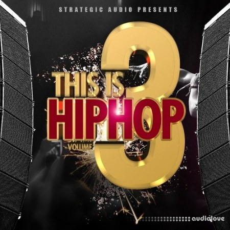 Strategic Audio This Is Hip Hop Vol.3 WAV MiDi DAW Templates