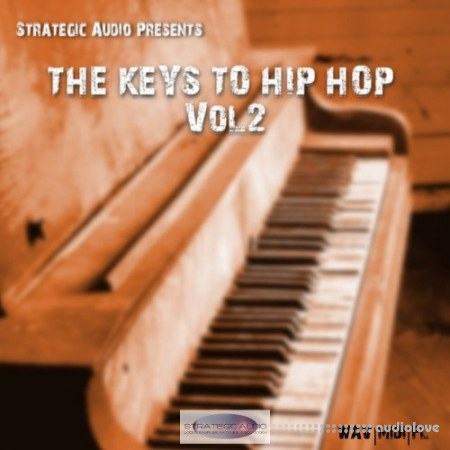 Strategic Audio The Keys To Hip Hop Vol.2 WAV MiDi DAW Templates