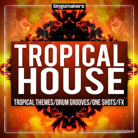 Singomakers Tropical House Sessions WAV MiDi