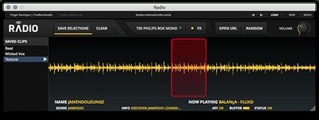 Credland Audio Radio