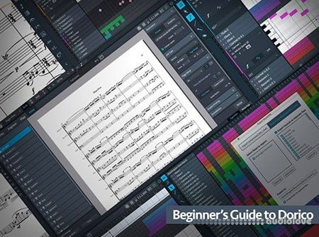 Groove3 Beginner's Guide to Dorico TUTORiAL