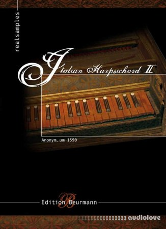 Realsamples Italian Harpsichord II MULTiFORMAT