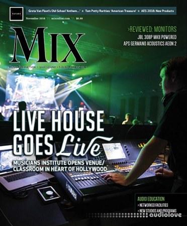Mix Magazine - November 2018
