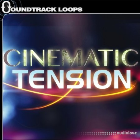 Soundtrack Loops Cinematic Tension WAV