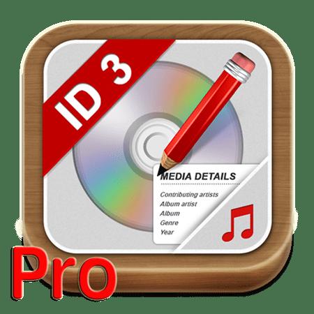 SwiftMedia Music Tag Editor Pro MacOSX