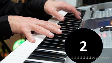 Udemy Piano Rhythms Vol.2 Ballade Style