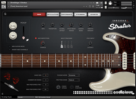 Impact Soundworks Shreddage 3 Stratus + UPDATE KONTAKT