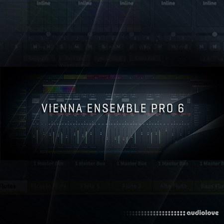 VSL Vienna Ensemble Pro 6 v6.0.17011 CE WiN