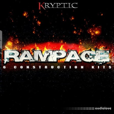 Kryptic Rampage WAV MiDi ReFill