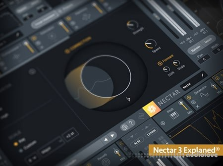 Groove3 iZotope Nectar 3 Explained TUTORiAL