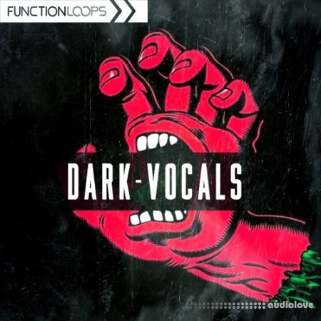 Function Loops Dark Vocals WAV