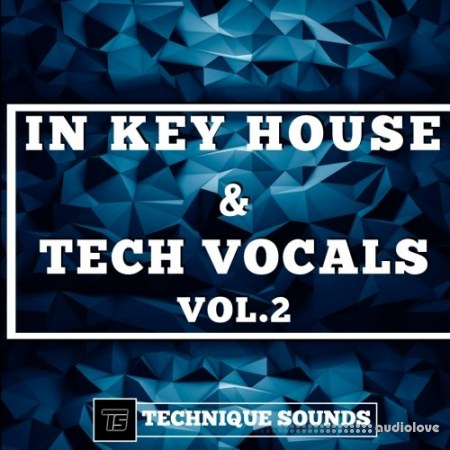 Technique Sounds In Key House and Tech Vocals Vol.2 WAV