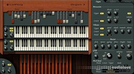 LinPlug Organ 3 v3.2.0 WiN MacOSX