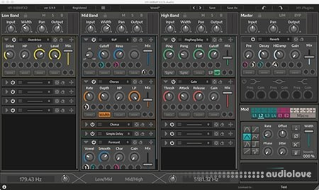 HY-Plugins HY-MBMFX2 v1.0.67 WiN MacOSX