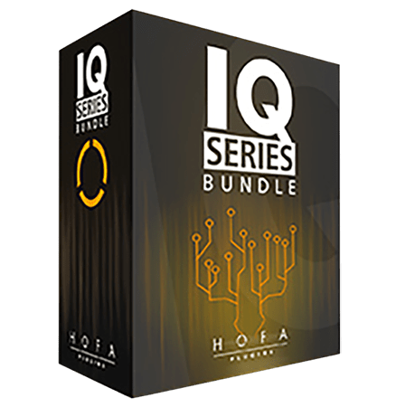 HOFA-Plugins IQ-Series Bundle 2018.10 CE WiN