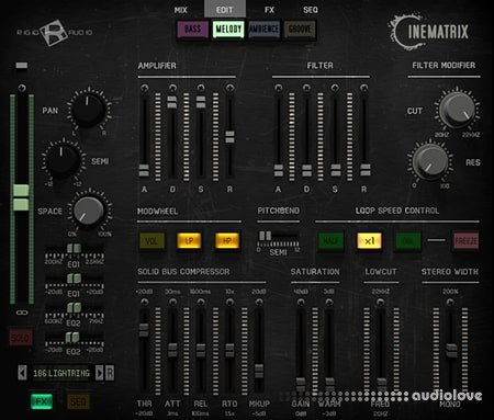 Rigid Audio Cinematrix KONTAKT