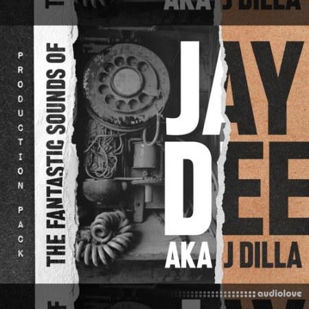 J Dilla The Fantastic Sounds of Jay Dee AKA J Dilla WAV