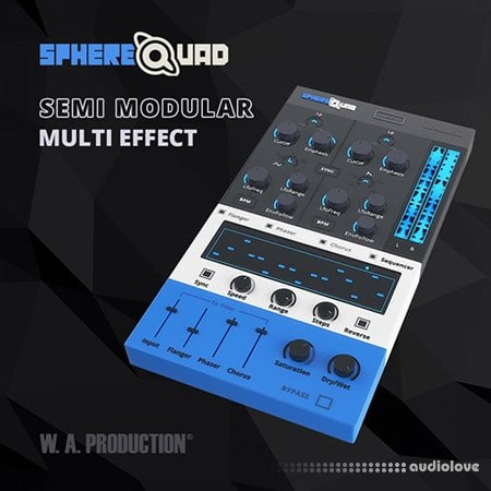 WA Production SphereQuad v1.0 WiN MacOSX