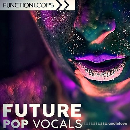 Function Loops Future Pop Vocals WAV MiDi Synth Presets