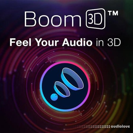 Global Delight Boom 3D v1.0.5 (x64) / v1.2.1 WiN MacOSX