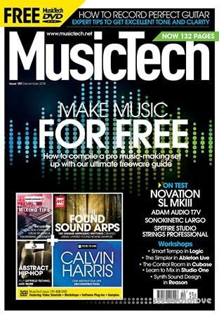 MusicTech December 2018 PDF