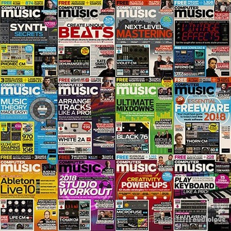 Computer Music 2018 Full Year Issues Collection PDF