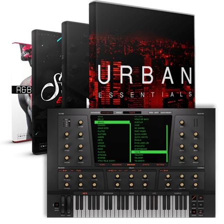 Initial Audio Heat Up 3 ESSENTIALS BUNDLE WiN