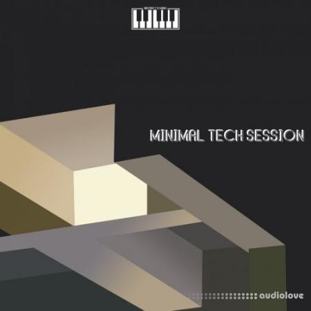 Abstract Sounds Minimal Tech Session WAV