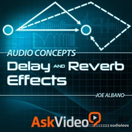 Ask Video Audio Concepts 104: Delay and Reverb Effects TUTORiAL