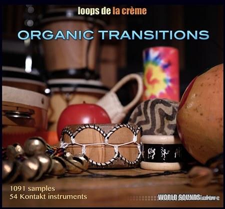 loops de la crème Organic Transition KONTAKT