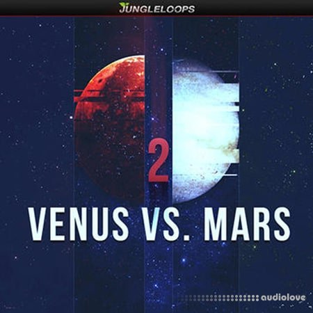 Jungle Loops Venus vs Mars 2 WAV MiDi