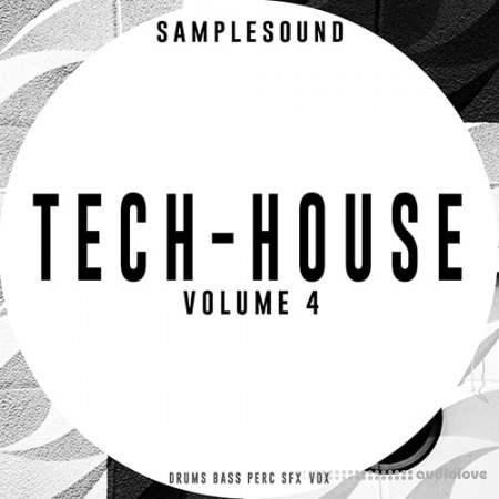 Samplesound Tech-House Volume 4 WAV