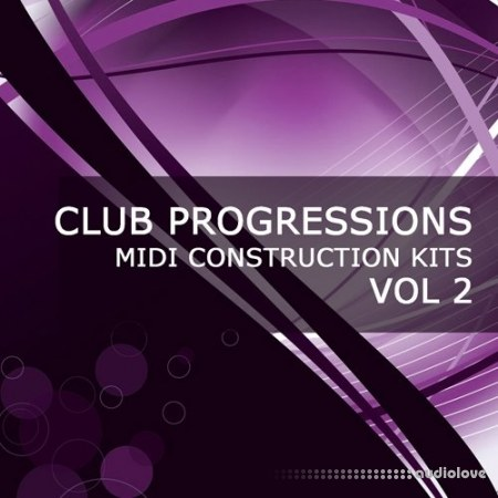Pulsed Records Club Progressions Vol.2 MiDi