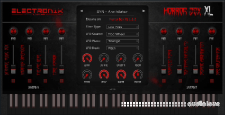 Electronik Sound Lab Horror Box XL v1.2.1 WiN MacOSX