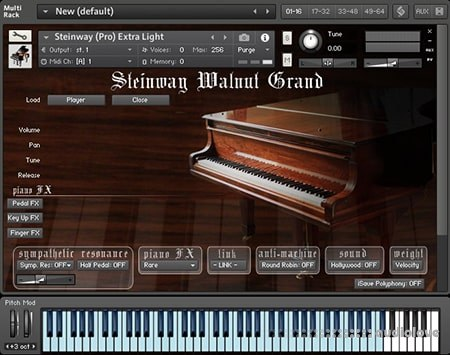 Imperfect Samples Steinway Concert Grand Pro KONTAKT