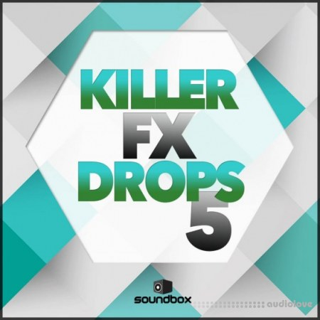 Soundbox Killer FX Drops 5 WAV