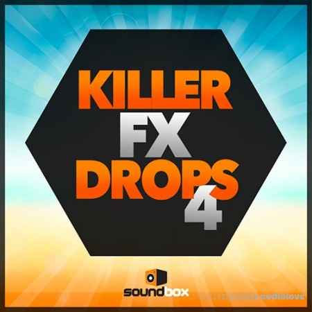 Soundbox Killer Fx Drops 4 WAV