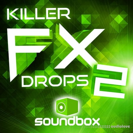 Soundbox Killer FX Drops 2 WAV