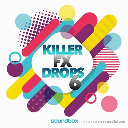 Soundbox Killer FX Drops 6 WAV