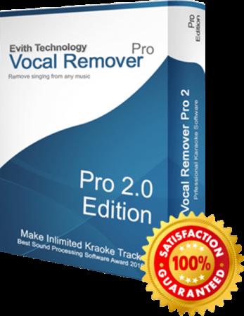 Vocal Remover Pro v2.0 WiN