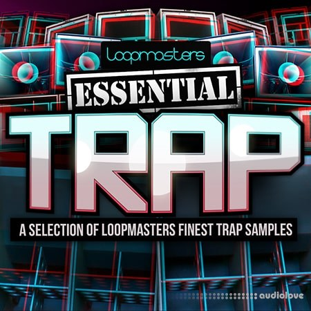 Loopmasters Essentials 38 Trap WAV