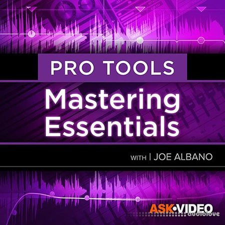 Ask Video Pro Tools 105 Mastering Essentials TUTORiAL