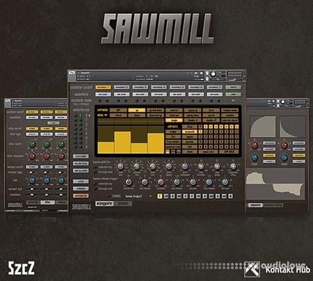 SzcZ Sawmill v1.1 KONTAKT